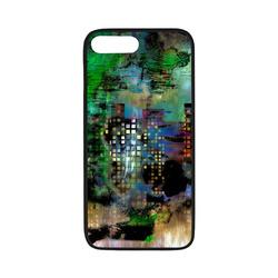 "Urban Watercolor - Jera Nour Rubber Case for iPhone 7 plus (5.5"")"