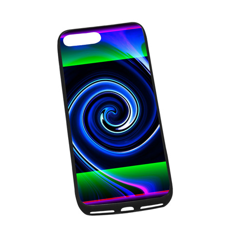 "Dance in Neon - Jera Nour Rubber Case for iPhone 7 plus (5.5"")"