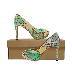 Mosaic Linda 2 by JamColors Women's High Heels (Model 044)