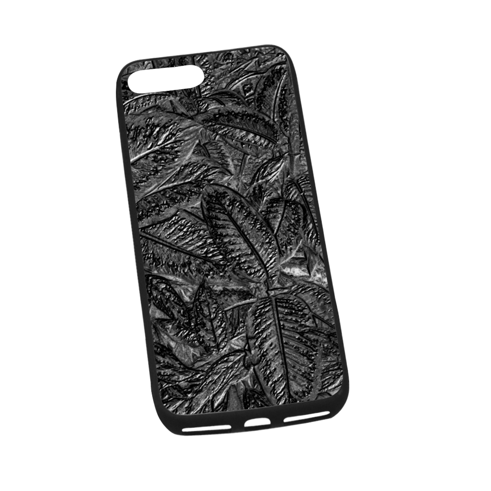 "Steel Foliage - Jera Nour Rubber Case for iPhone 7 plus (5.5"")"