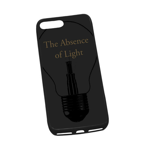 """The Absence of Light - Jera Nour Rubber Case for iPhone 7 plus (5.5"""")"""