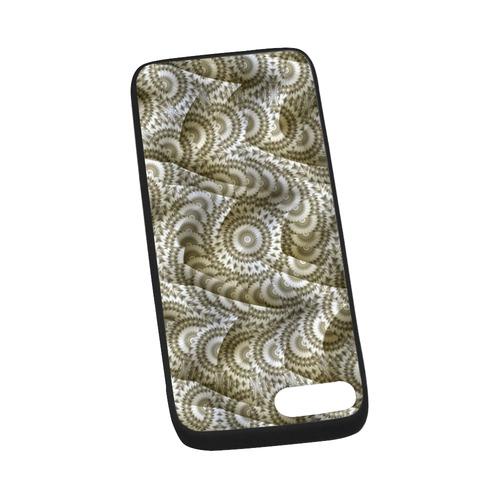 """Batik Maharani #4A - Jera Nour Rubber Case for iPhone 7 plus (5.5"""")"""