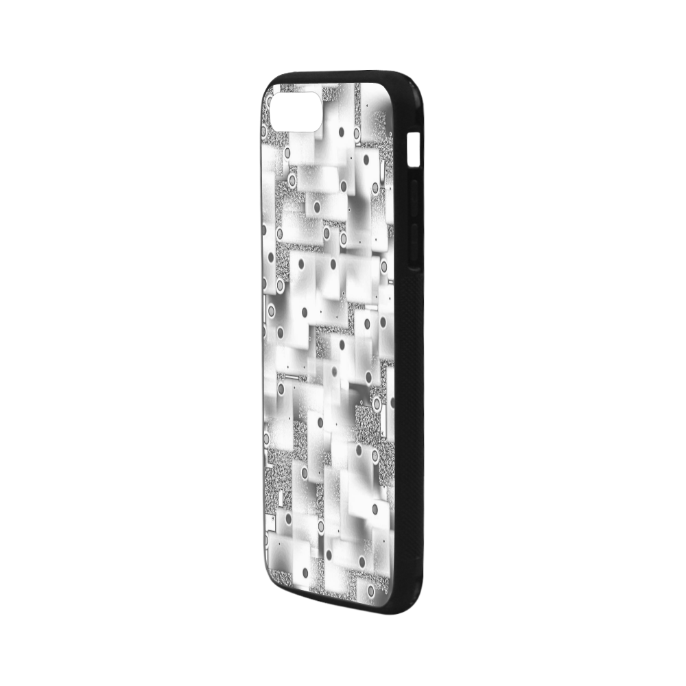 "Stucco and Co. B&W - Jera Nour Rubber Case for iPhone 7 plus (5.5"")"