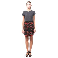 pumkins and roses from the fantasy garden Nemesis Skirt (Model D02)