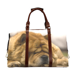 Chow Chow Classic Travel Bag (Model 1643) Remake