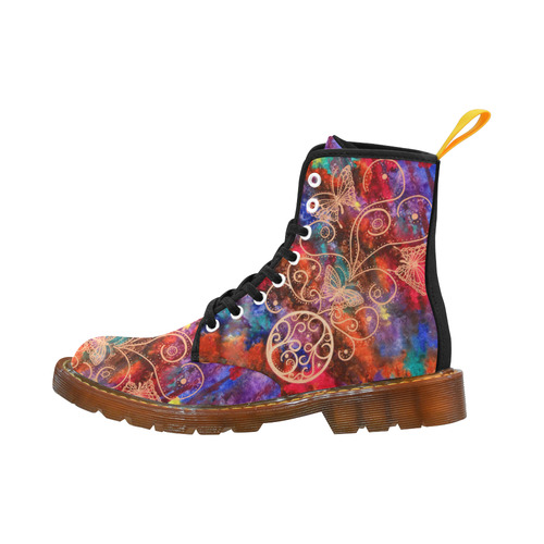 Butterfly Lace Martin Boots Martin Boots For Women Model 1203H