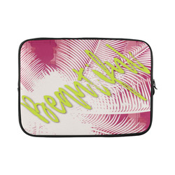Words of Summer Beautiful Custom Laptop Sleeve 15''
