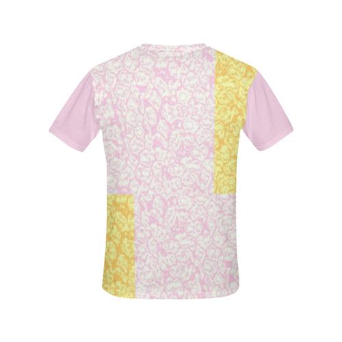 Popcorn Delight All Over Print T-Shirt for Women (USA Size) (Model T40)