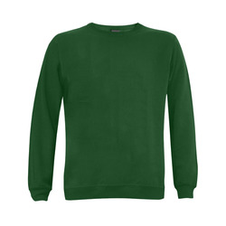 This My Color Earth Green Gildan Crewneck Sweatshirt(NEW) (Model H01)