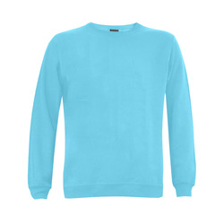 This My Color Light Blue Gildan Crewneck Sweatshirt(NEW) (Model H01)