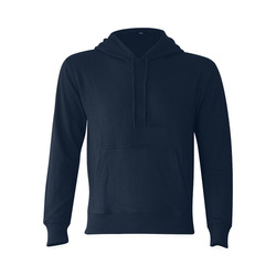 This My Color Dark Blue Gildan Hoodie Sweatshirt (Model H03)