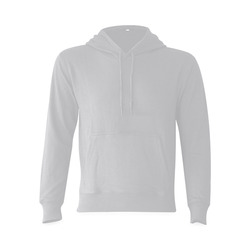 This My Color Light Gray Oceanus Hoodie Sweatshirt (NEW) (Model H03)