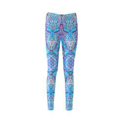 Thleudron Milkyway Cassandra Women's Leggings (Model L01)