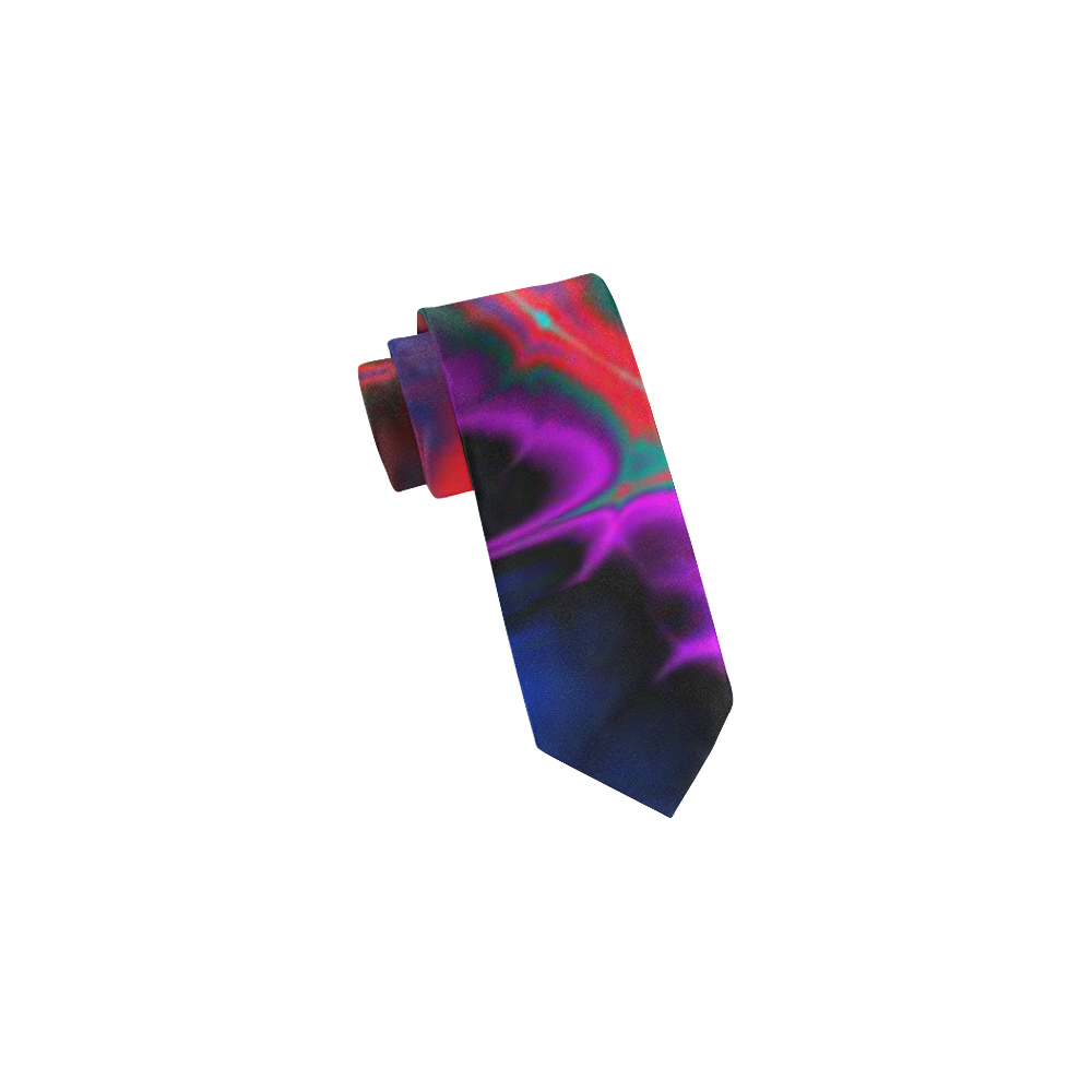 gorgeous Fractal 172 Classic Necktie (Two Sides)