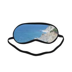 Block Island Bluffs - Block Island, Rhode Island Sleeping Mask