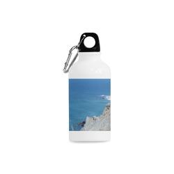 Block Island Bluffs - Block Island, Rhode Island Cazorla Sports Bottle(13.5OZ)