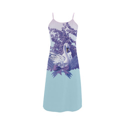 mystic swan Alcestis Slip Dress (Model D05)