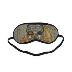 Awesome steampunk skull Sleeping Mask