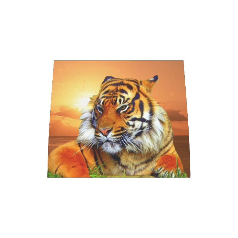 Sumatran Tiger Boston Handbag (Model 1621)