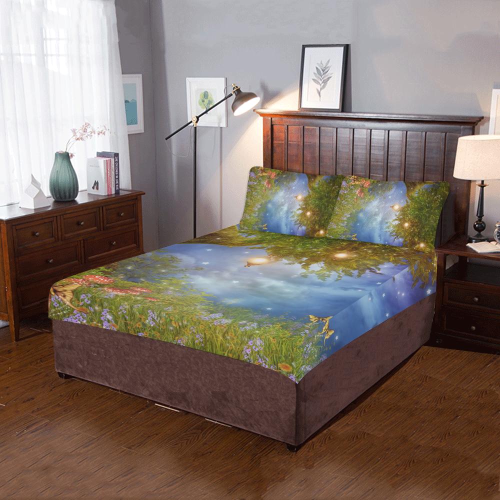 tree of life 3-Piece Bedding Set