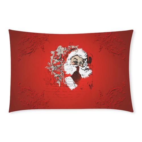Christmas time, Santa Claus 3-Piece Bedding Set
