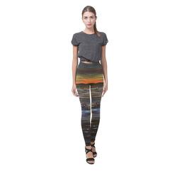 Night Walk Cassandra Women's Leggings (Model L01)