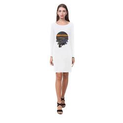 Night Walk Demeter Long Sleeve Nightdress (Model D03)