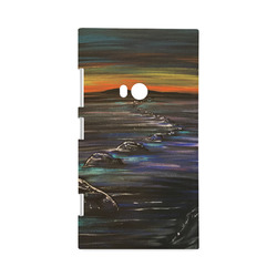 Night Walk Hard Case for Nokia Lumia 920