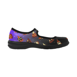 HalloweenPartyAnimalsMaryJanes Virgo Instep Deep Mouth Shoes