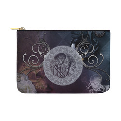 Amazing skeleton Carry-All Pouch 12.5''x8.5''