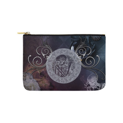 Amazing skeleton Carry-All Pouch 9.5''x6''