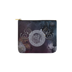 Amazing skeleton Carry-All Pouch 6''x5''