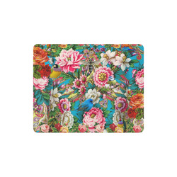 Russian Birdforest Rectangle Mousepad