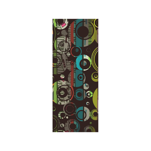 Circles texture Quarter Socks