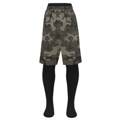 Camo Grey Men's Swim Trunk (Model L21)