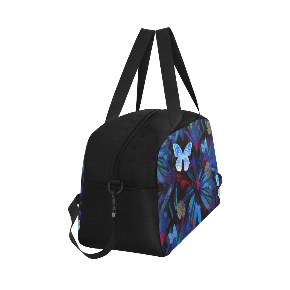Butterfly Breeze Fitness Handbag (Model 1671)