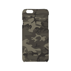 Camo Grey Hard Case for iPhone 6/6s