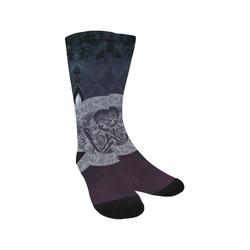 Amazing skeleton Trouser Socks