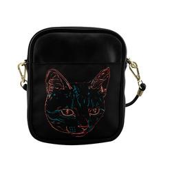 Tabby Kitty Sling Bag (Model 1627)
