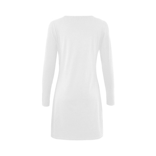 Mama of Drama nightshirt Demeter Long Sleeve Nightdress (Model D03)
