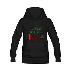 telekon stripes xmas hoodie Men's Classic Hoodies (Model H10)