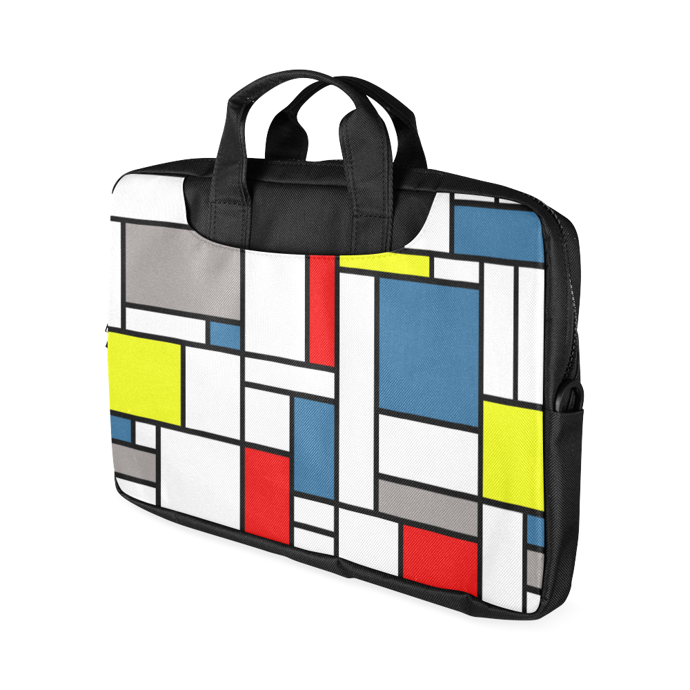 "Mondrian style design Macbook Air 15""(Two sides)"