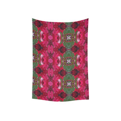 """Christmas Colored Cotton Linen Tapestry Cotton Linen Wall Tapestry 40""""x 60"""""""
