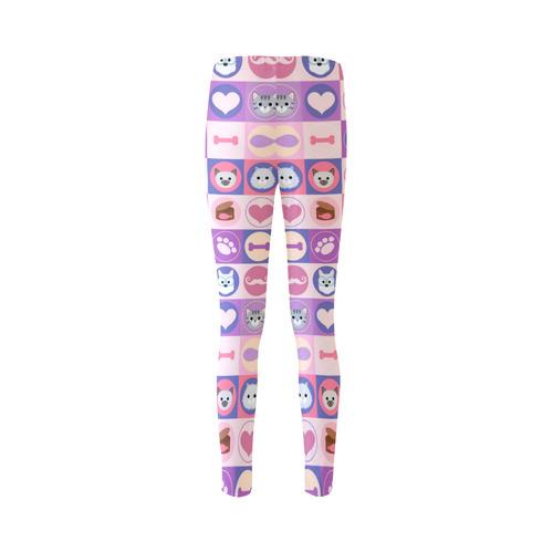 Cat Love Cassandra Women's Leggings (Model L01)