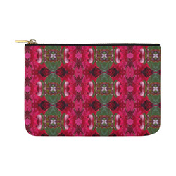 Christmas Colors Designed Carry All Pouch 12.5x8.5 Carry-All Pouch 12.5''x8.5''