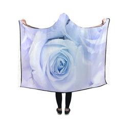 Wonderful roses Hooded Blanket 50''x40''