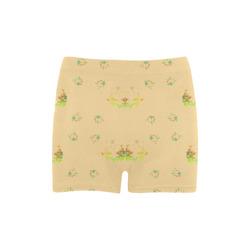 CUTIES Briseis Skinny Shorts (Model L04)