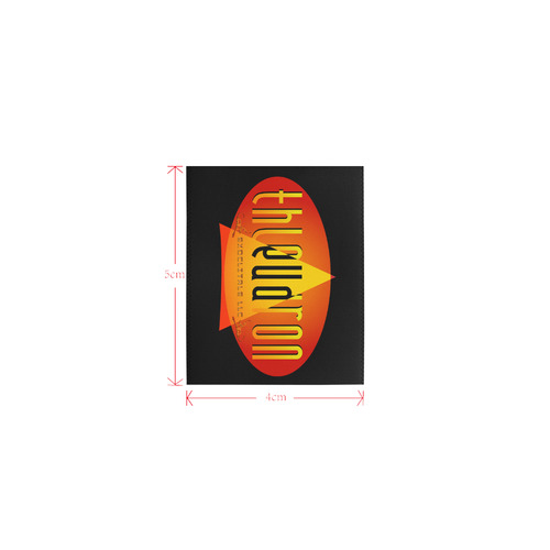 Thleudron dresses Logo for Women's Dresses (4cm X 5cm)