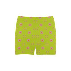 SPRING Briseis Skinny Shorts (Model L04)