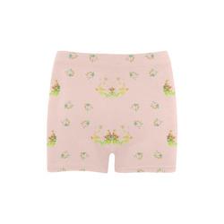 CUTIES PINK Briseis Skinny Shorts (Model L04)